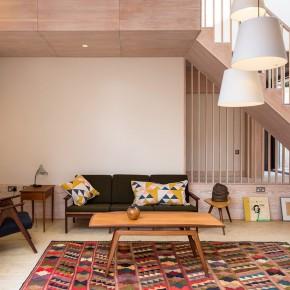 Красива къща по проект на Дейвид Михаил