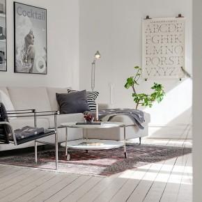 Реновиран с шведско внимание апартамент