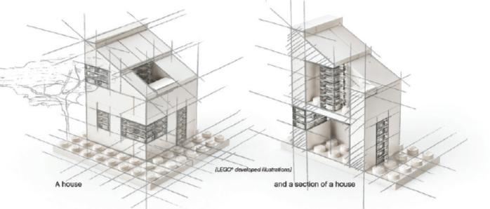 vesta mebel-lego architecture studio