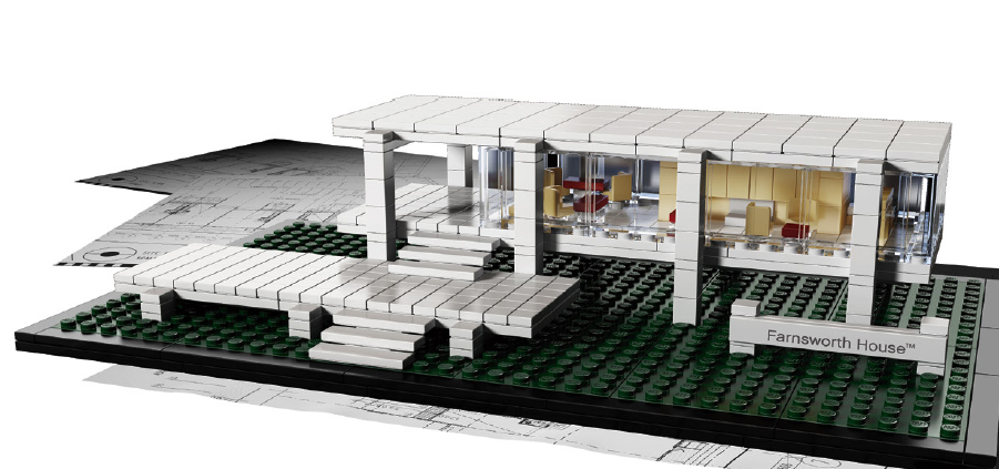 vesta mebel-lego farnsworth house