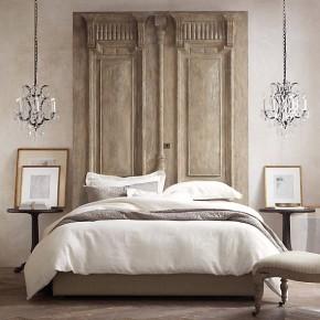10 дървени табли на легла