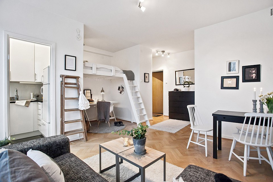 vesta mebel-mini apartament goteborg