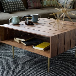 Красиви дизайнерски мебели от Матю Хилтън