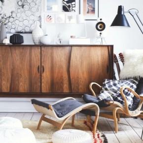 Удобно и красиво кресло от Бруно Матсон