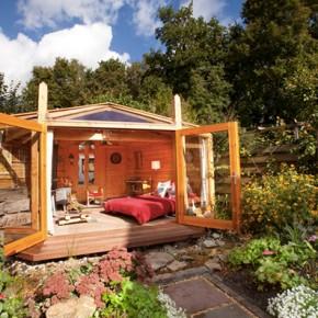 The Gardenroom - очарователна къща за гости в Холандия