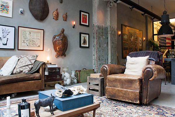 vesta mebel-industrial loft Amsterdam2