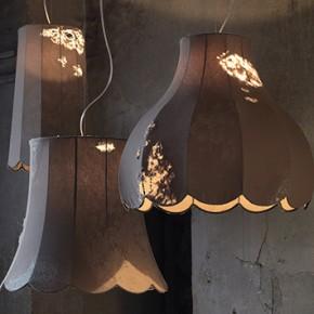 Нови осветителна тела от Матео Уголини