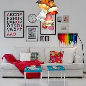 Шарената лампа