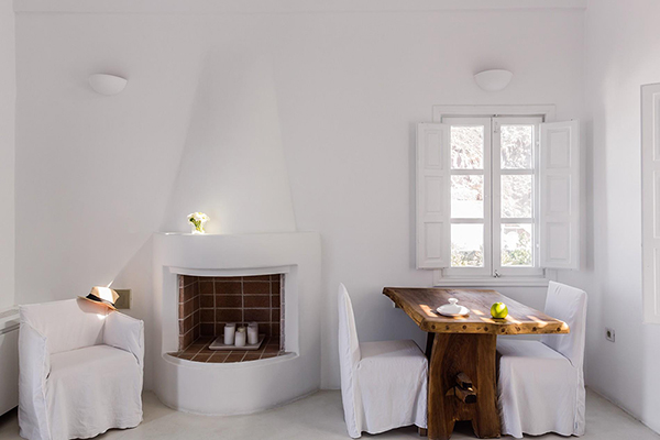 vesta mebel-AENAON hotel Santorini10