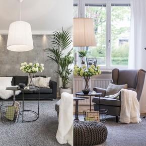 Шведски апартамент на 80 кв. м