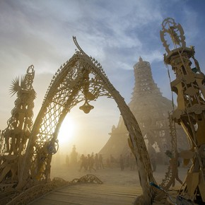 Фестивалът Burning Man