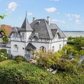 Романтична къща в града на Хамлет