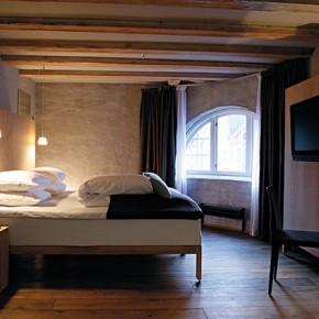 Красивият хотел Бросунде в Алесунд от Снохетта