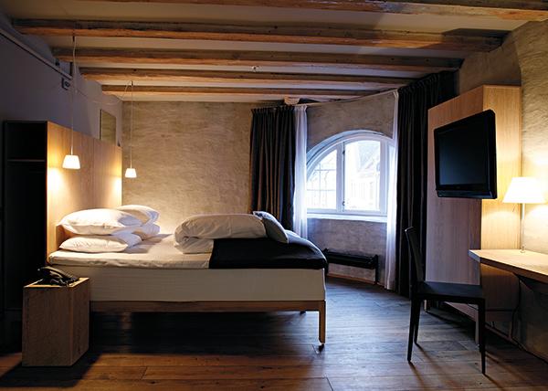 vesta mebel blog - Brosundet hotel Alesund Snohetta