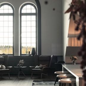 Уникален мезонет с мебели от Дания
