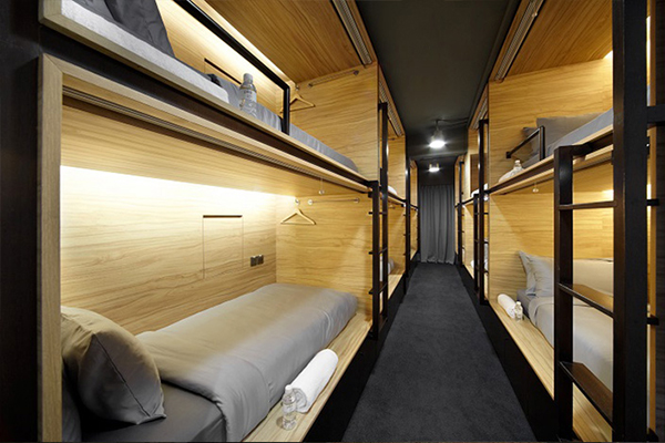 vesta mebel blog - the pod singapore capsule hotel6