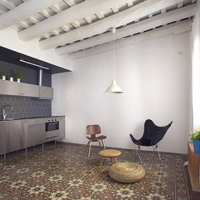 Шарените подове на Барселона