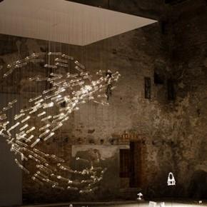 Изкуството в лампите на студио Drift