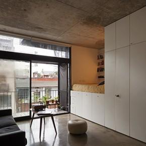 Нестандартни апартаменти в Буенос Айрес