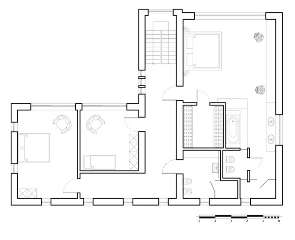 vesta mebel blog-NOTT Two levels-plan