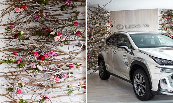 vesta mebel blog-Lexus Pavilion Australia 2