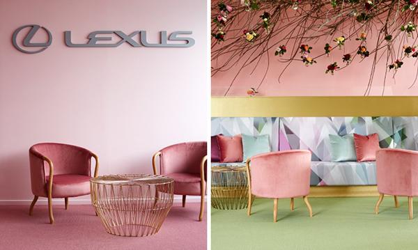 vesta mebel blog-Lexus Pavilion Australia 5