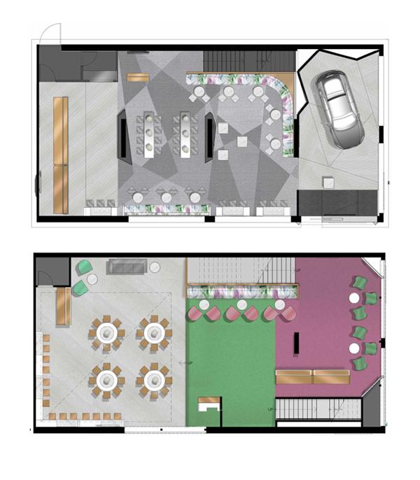 vesta mebel blog-Lexus Pavilion Australia -plans