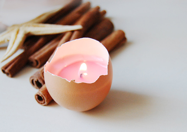vesta mebel blog - egg candle
