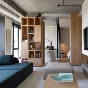Модерен апартамент в Киев от Олга Акулова