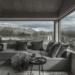 Лятна къща в Дания с респект към пейзажа
