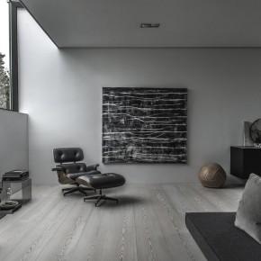 Елегантна фамилна къща в Дания с видим бетон