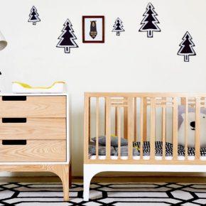Бебешки легла и детски мебели от Bunny and Clyde