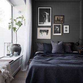 Тъмна спалня за белите нощи