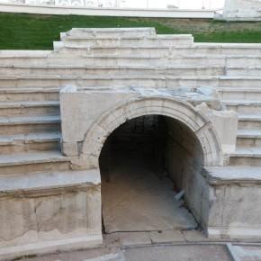 Античният стадион в Пловдив