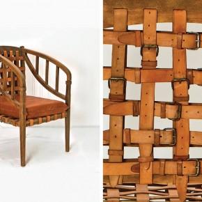 Струнният стол на работилница Пункт