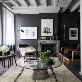 Красив апартамент в сиво по проект на Maison-hand