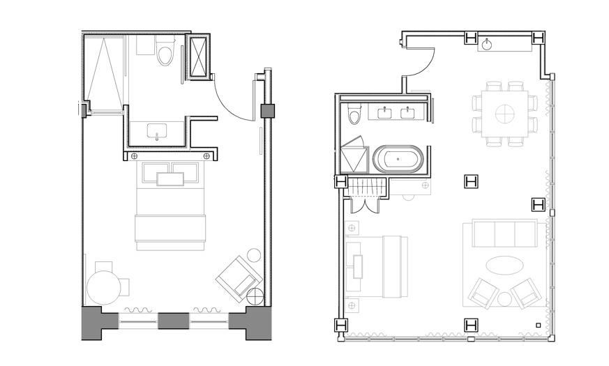 vesta mebel-wythe hotel - plan stai2