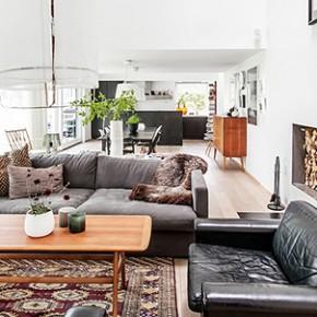 Къща в Саро, Швеция