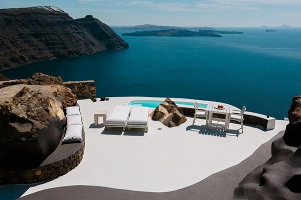 vesta mebel-AENAON hotel Santorini