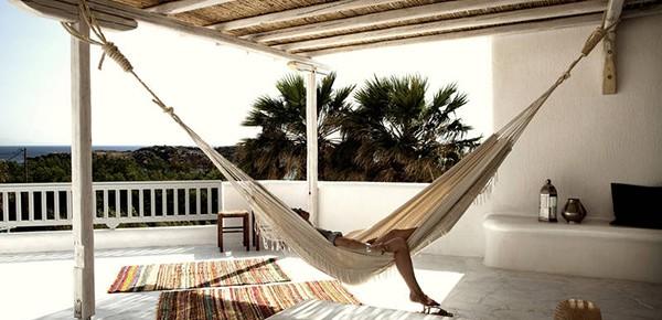 Бохемски лукс в красив хотел на Миконос