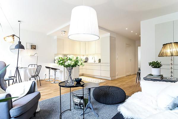 vesta mebel - 6vedski apartament 80 kv