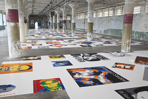 vesta mebel-at large-ai wei wei-trace