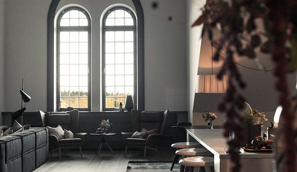 vesta mebel blog-kvarnholmen stockholm penthouse