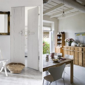 Красиви рустик мебели от Катрин Аренс