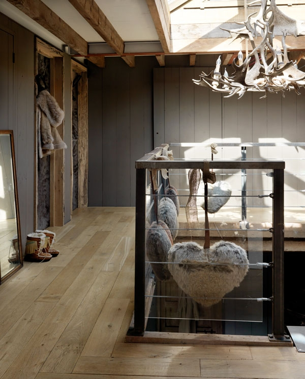 vesta mebel blog-dutch winter rustic house 3