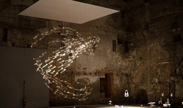 vesta mebel blog - studio drift - flylight