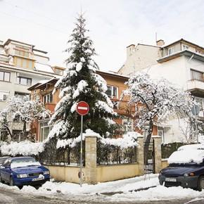 Let it snow...  в София