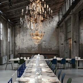 Милански ресторант печели награда от Wallpaper