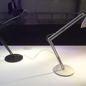 Супер плоски лампи от Инго Маурер - Милано 2015