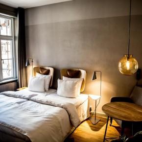 Ретро и модерни нотки в нов дизайнерски хотел в Копенхаген